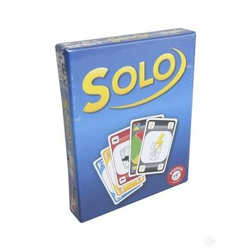 Solo joc de cărţi cu instrucţiuni în lb. maghiară