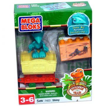 Mega Bloks - T-Rex Expressz építő szett - Shiny