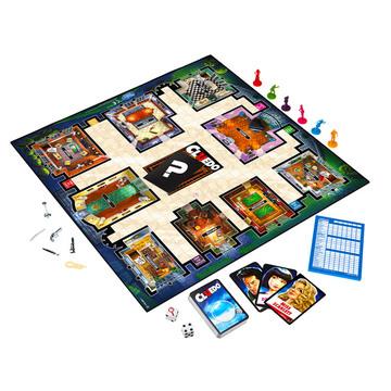Cluedo - A Klasszikus rejtélyek játéka - . kép