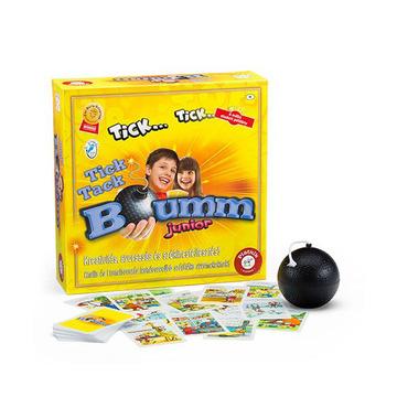 Tick Tack Bumm Junior társasjáték - új kiadás - . kép