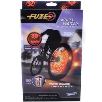 Fuze világító kerékpáros LED monitor