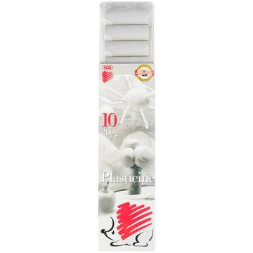 ICO Süni gyurma készlet - natúr - 10 db-os
