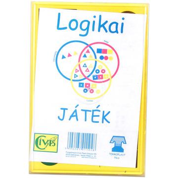 Műanyag logikai játék 2 - . kép