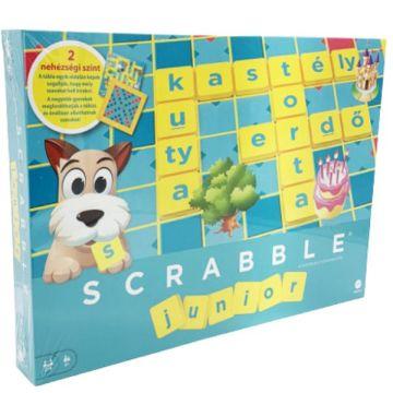 Scrabble Junior 2. nehézségi szint társasjáték