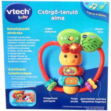 V-TECH: Csörgő-tanuló alma - . kép