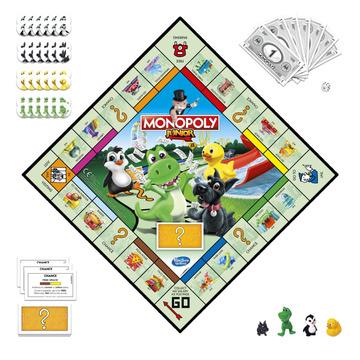 Monopoly Junior - . kép
