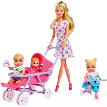 Steffi Love baba 3 bébivel - . kép