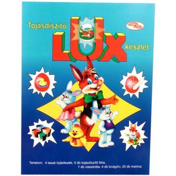 Lux tojásdíszítő készlet