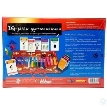 IQ játék gyermekeknek oktatójáték - . kép