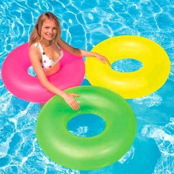Neon úszógumi - 91 cm, több színben