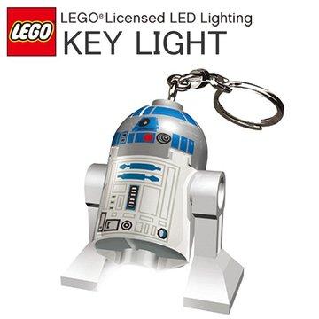 LEGO STAR WARS: R2-D2 kulcstartó lámpa 2