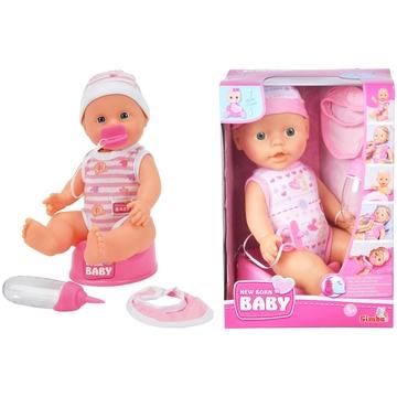 New Born Baby interaktív játékbaba - 30 cm - . kép