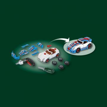 Bosch Mini: autószerelő csavarozó készlet - . kép