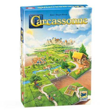Carcassonne, ediție nouă - joc de societate în lb. maghiară