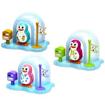 DigiPenguins: Set de joacă cu iglu - diferite
