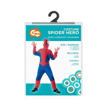 Pókember jelmez - 120-130 cm-es méret - . kép