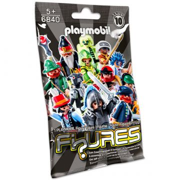 Zsákbamacska Playmobil figura fiúknak 10. széria - 6840