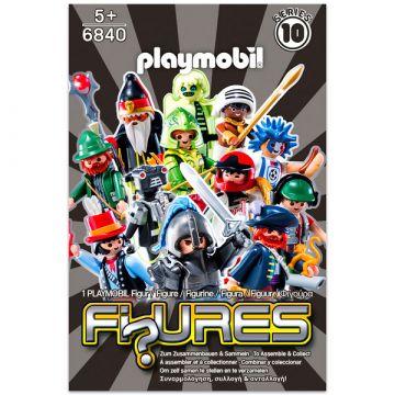 Zsákbamacska Playmobil figura fiúknak 10. széria - 6840 - . kép