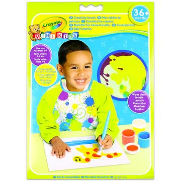 Crayola Mini Kids festőköpeny - . kép