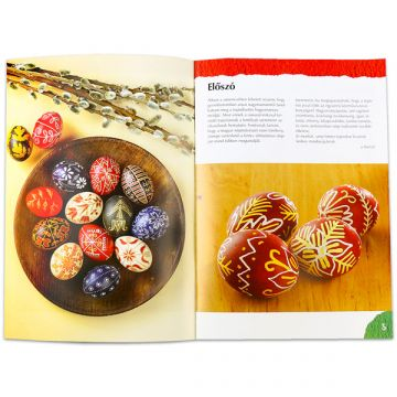 Színes ötletek: Ünnepi tojások - . kép