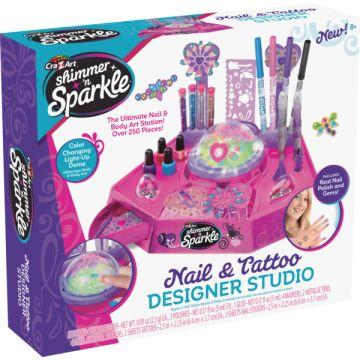 Sclipire şi Strălucire: studio designer unghii şi tatuaje