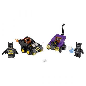 LEGO SUPER HEROES: Mini szuperhős szett: Batman vs. Macskanő 76061 - . kép