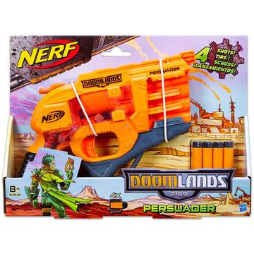 Nerf: DoomLands 2169 Persuader szivacslövő pisztoly