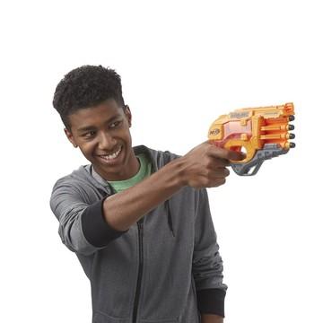 Nerf: DoomLands 2169 Persuader szivacslövő pisztoly - . kép