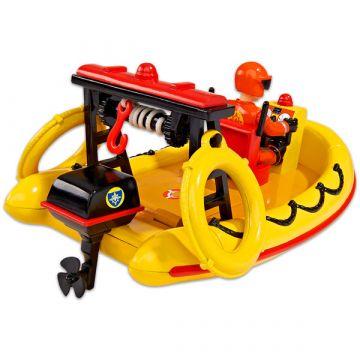 Sam a tűzoltó járművek - Neptune motorcsónak figurával - . kép