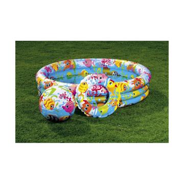 Fishbowl medence szett - többféle - . kép