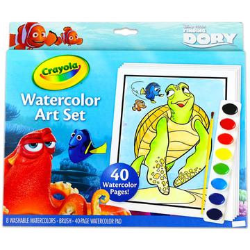 Crayola: Szenilla nyomában festőkészlet