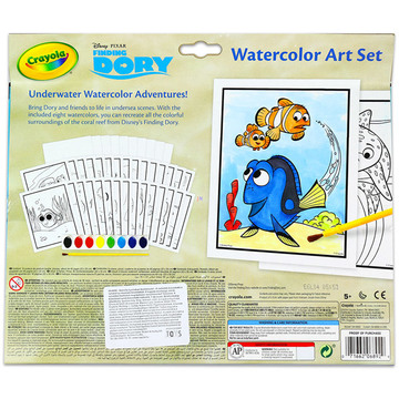 Crayola: Szenilla nyomában festőkészlet - . kép