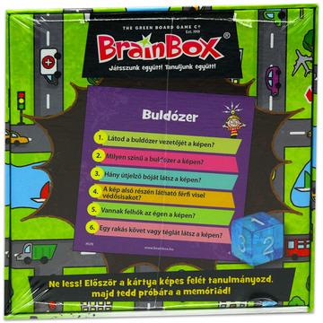 Brainbox - Közlekedés - . kép