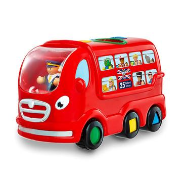 WOW: Leo, London busz