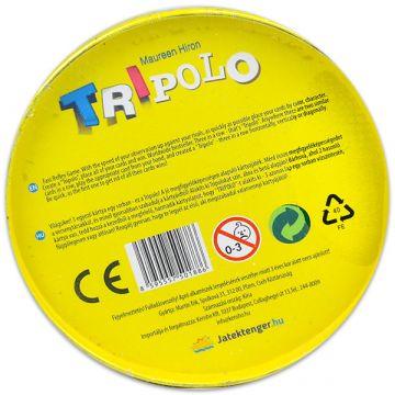 Tripolo - joc de cărţi cu instrucţiuni în lb. maghiară - .foto