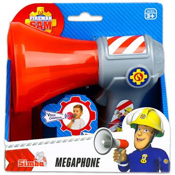 Sam a tűzoltó: Felszerelés - megafon