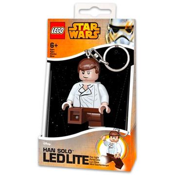 LEGO STAR WARS: világító kulcstartó - Han Solo - . kép