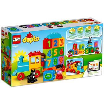 LEGO DUPLO: Számvonat 10847 - . kép