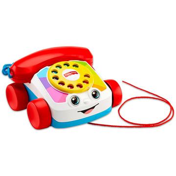 Fisher-Price: Telefon clasic pentru dezvoltarea abilităţilor - .foto