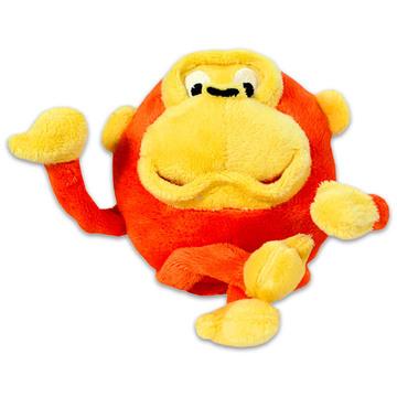 Grimasz Pajtik majom plüssfigura - 12 cm - . kép