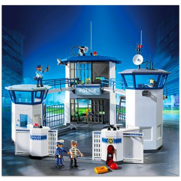 Playmobil: Rendőrfőkapitányság cellákkal - 6919 - . kép