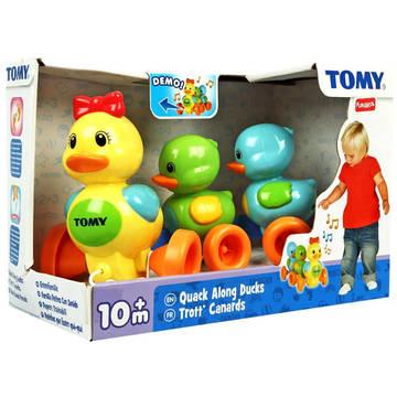 Tomy húzható kacsák - . kép
