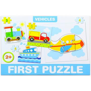 Első puzzle-m: járművek - . kép