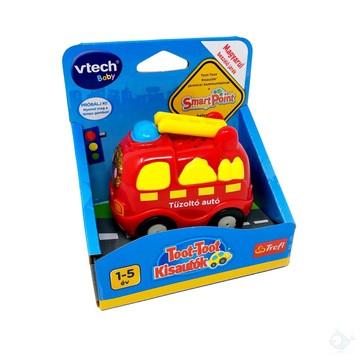 Vtech: Toot-toot tűzoltóautó - . kép