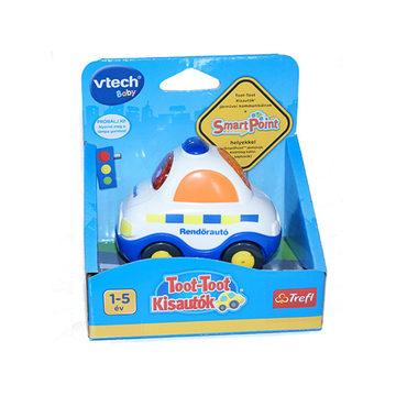 Vtech: Toot-toot rendőrautó - . kép