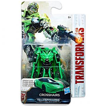Transformers: Az Utolsó Lovag Crosshairs sportautó figura - 8 cm