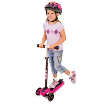 YGlider: XL roller - pink - . kép