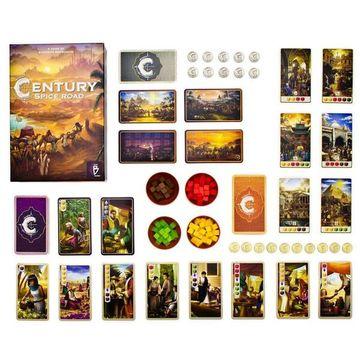 Century Fűszerút társasjáték - . kép