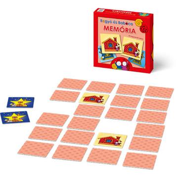 Bogyó şi Babóca: joc de memorie cu instrucţiuni în lb. maghiară - .foto