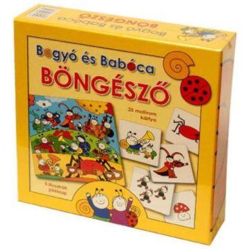 Bogyó şi Babóca: joc pentru dezvoltarea abilităţilor cu instrucţiuni în lb. maghiară